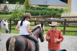 Horsemanship Unterricht