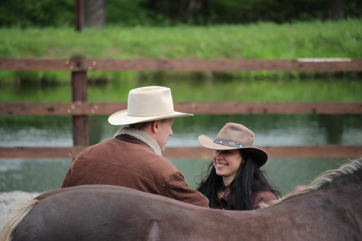 Die Ausbildung der Pferde - Jenny.horse